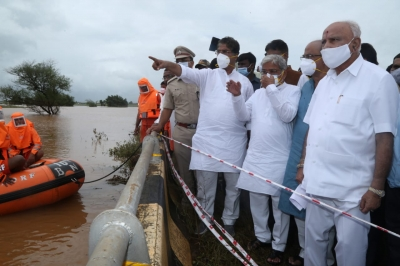 ಬೆಳಗಾವಿ ಜಿಲ್ಲೆಯಲ್ಲಿ 1,240 ಮನೆಗಳಿಗೆ ಹಾನಿ: ಜಿಲ್ಲಾಧಿಕಾರಿ ಎಂ.ಜಿ. ಹಿರೇಮಠ | ಜನತಾ ನ್ಯೂ&#