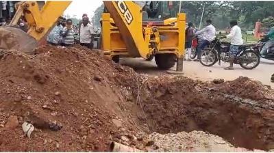 ರಾಮನಗರ ಚನ್ನಪಟ್ಟಣದ ನೀರಿನ ಟ್ಯಾಂಕ್ನಲ್ಲಿ ಮತ್ತೆ ಮಾಂಸದ ಮುದ್ದೆ ಪತ್ತೆ! | ಜನತಾ ನ್ಯೂ&#