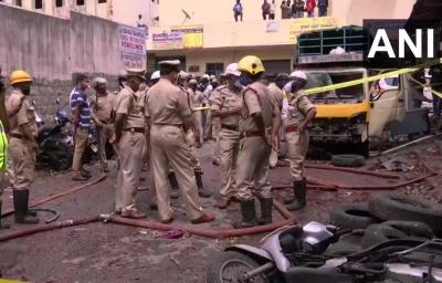 ರಾಜಧಾನಿ ಬೆಂಗಳೂರಿನಲ್ಲಿ ಸ್ಪೋಟ : ಕನಿಷ್ಠ 3 ಸಾವು, ಹಲವರಿಗೆ ಗಾಯ | ಜನತಾ ನ್ಯೂ&#
